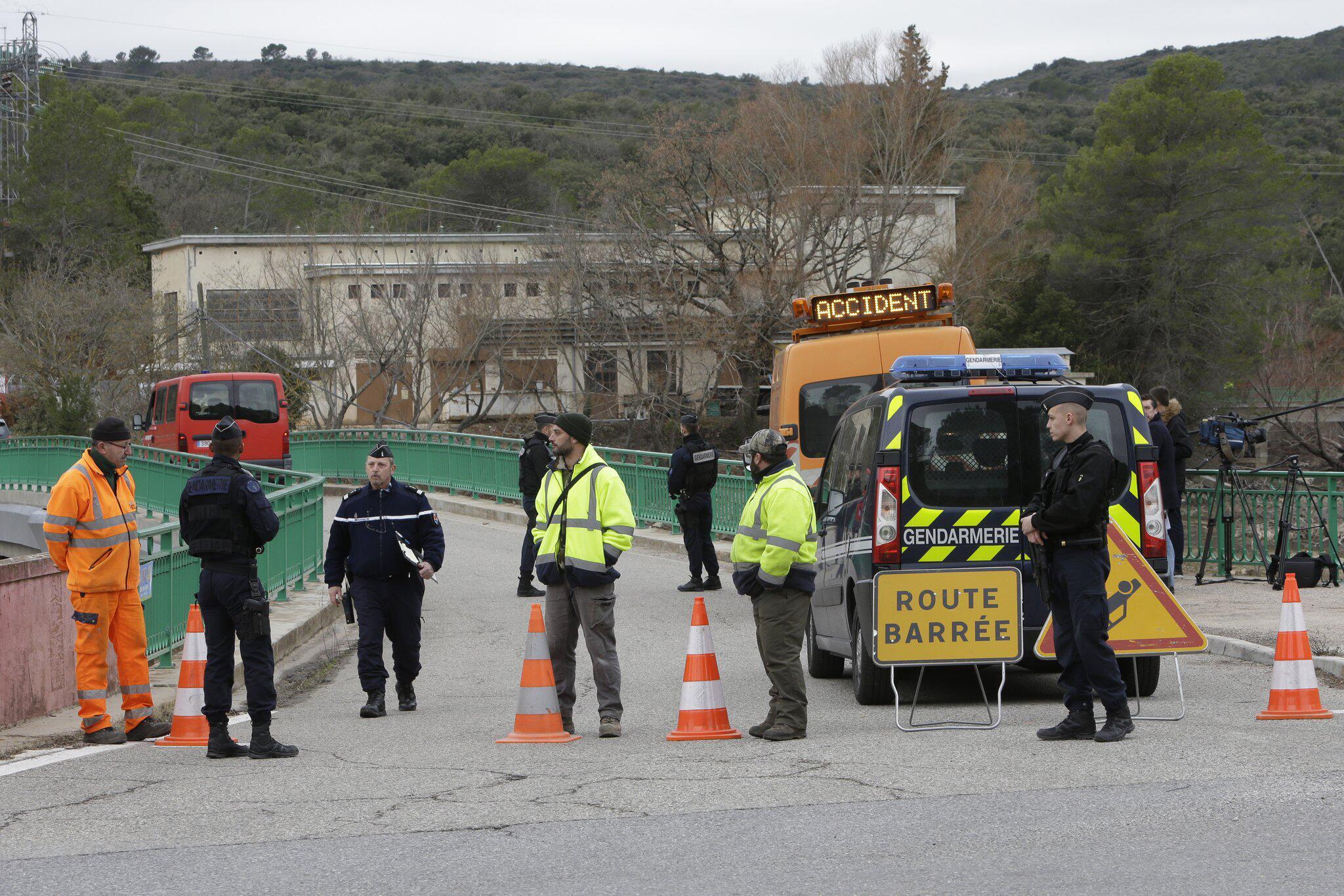 Bild zu Militärhubschrauber in Südfrankreich abgestürzt