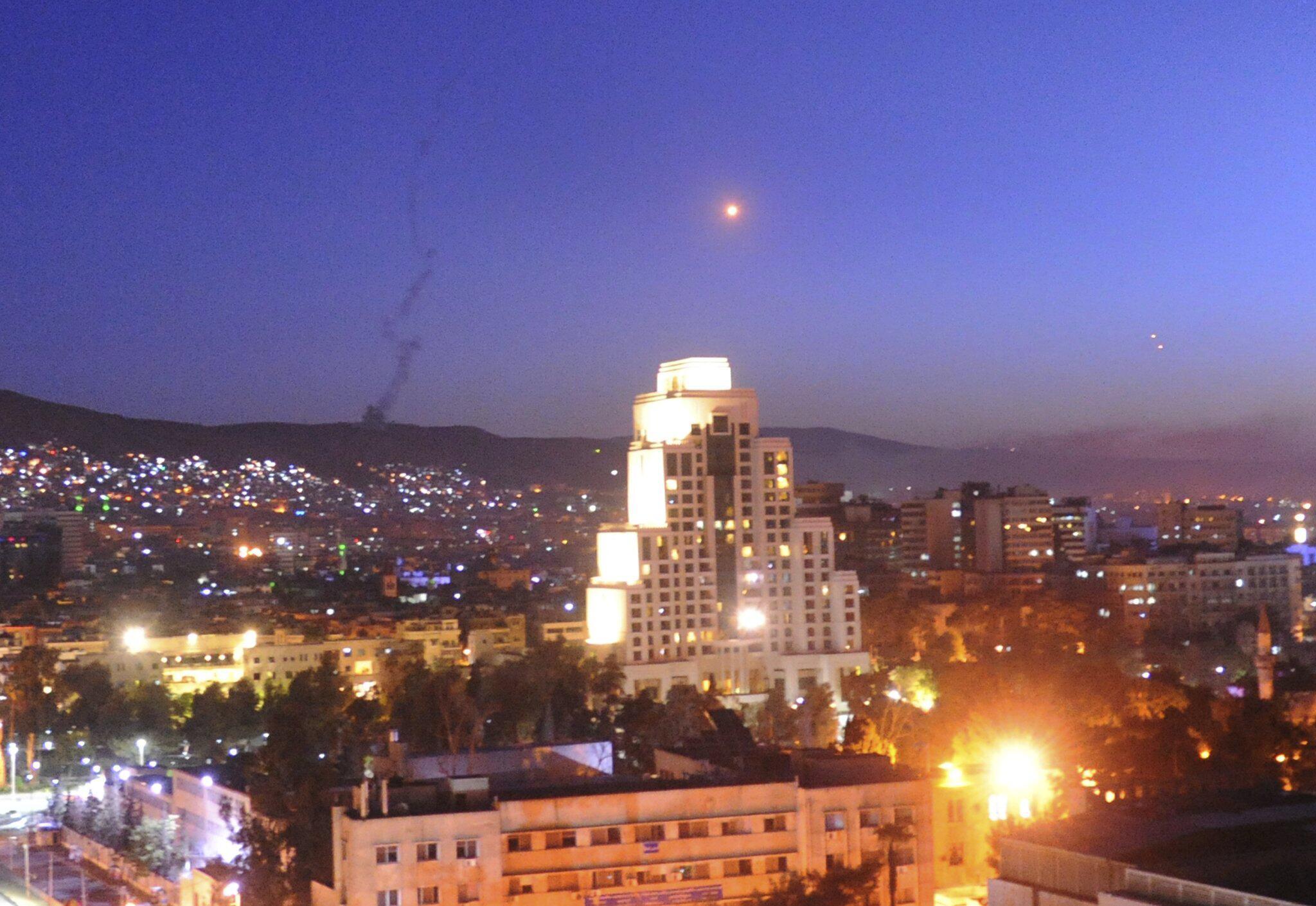 Bild zu Militärschläge gegen Syrien