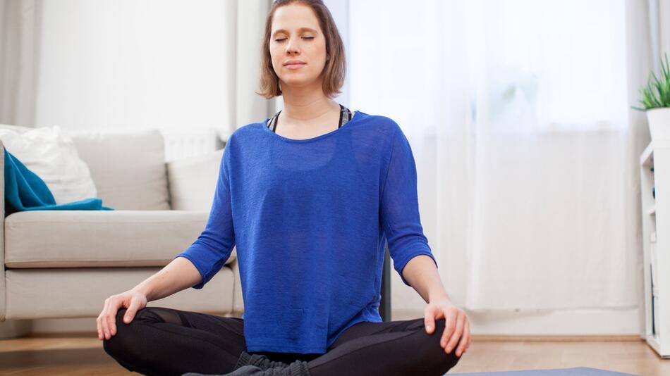 Aufmerksam, gelassen, stressresistent: Wege in die Meditation