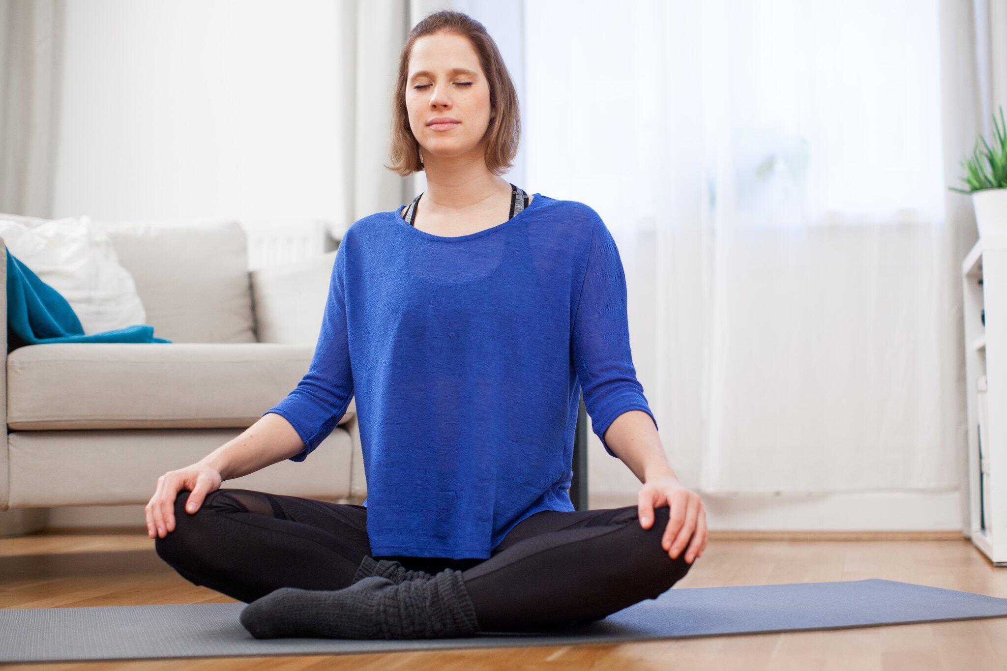 Bild zu Aufmerksam, gelassen, stressresistent: Wege in die Meditation