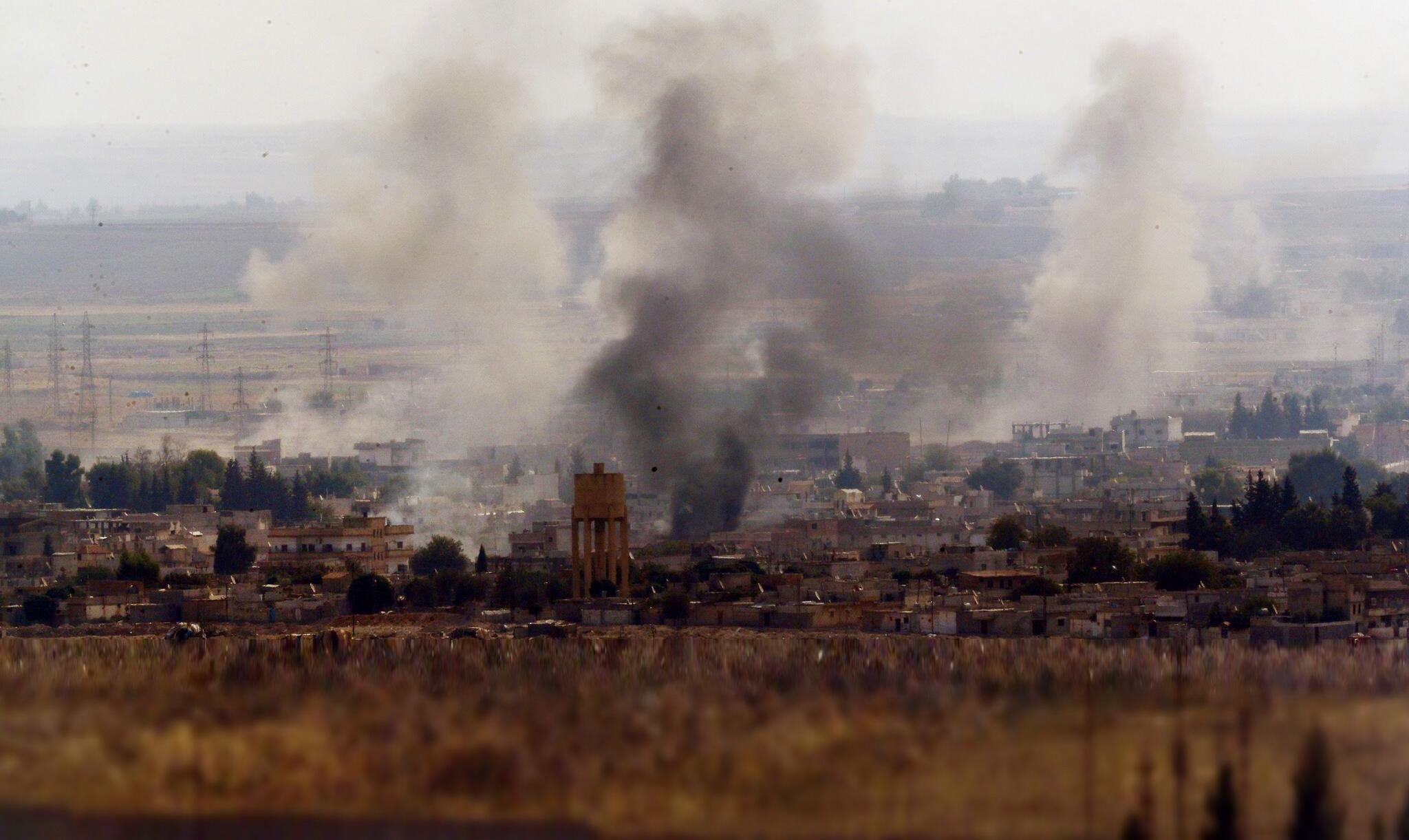 Bild zu Militärischer Konflikt in Nordsyrien
