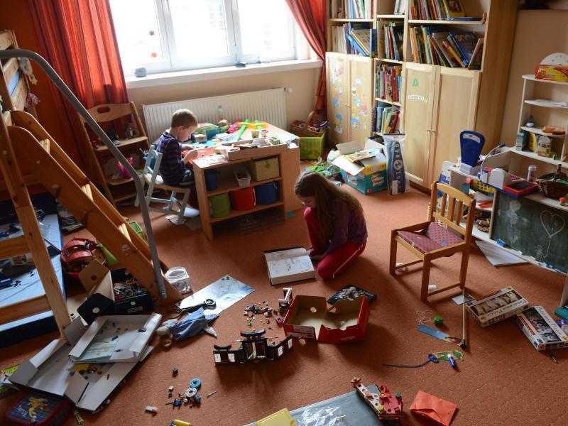 Bild zu Kinderzimmer gehackt