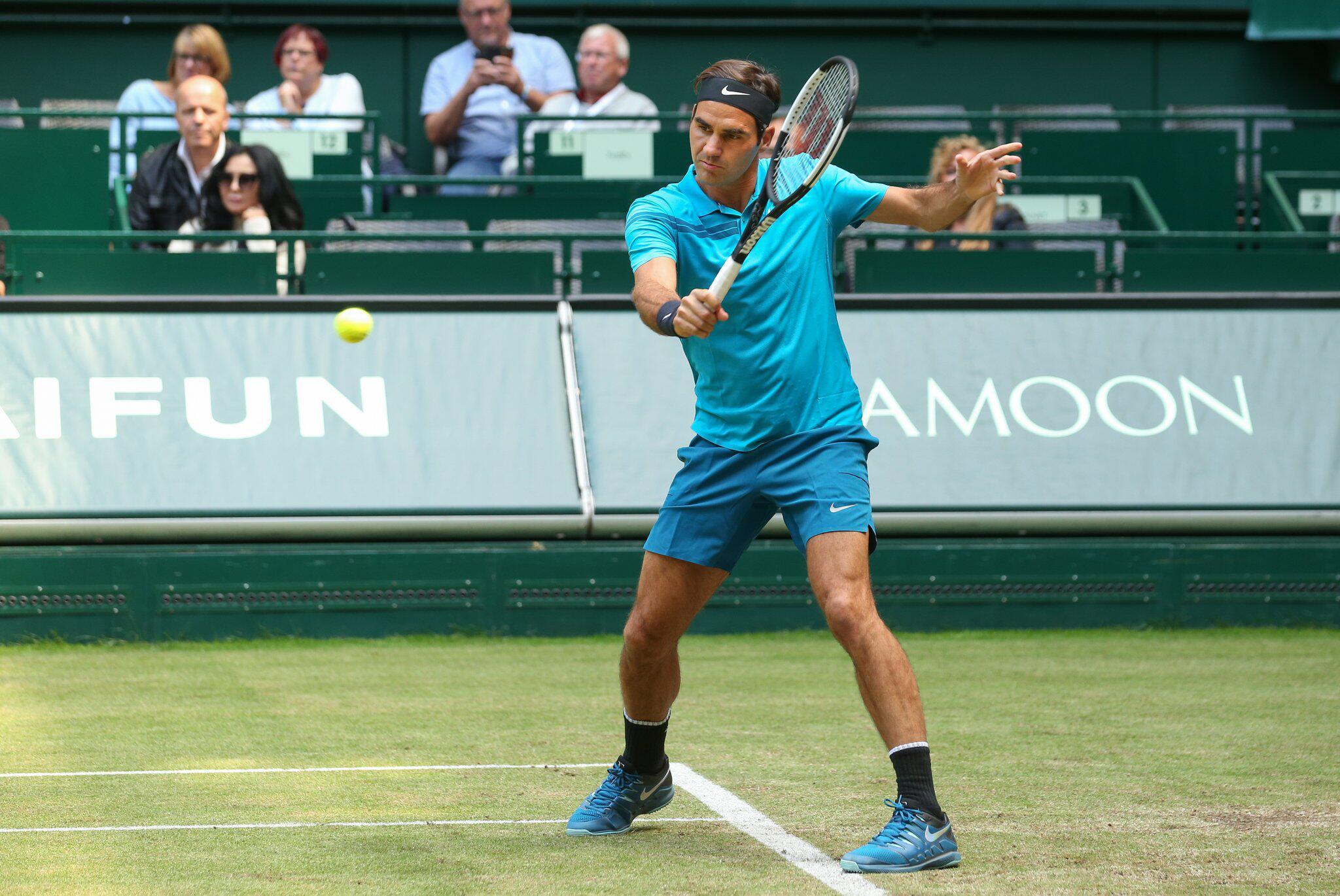 Bild zu Roger Federer