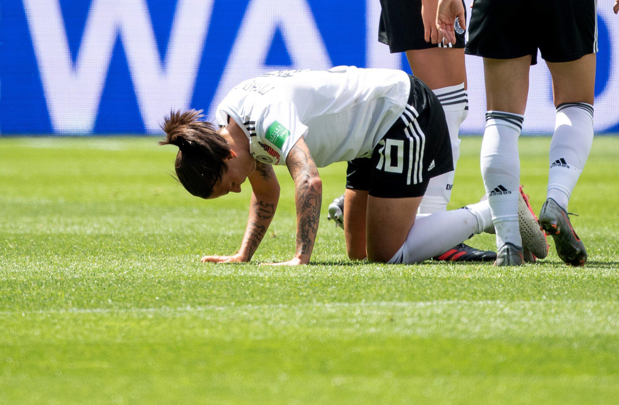 Bild zu Frauenfussball-WM - Deutschland - China