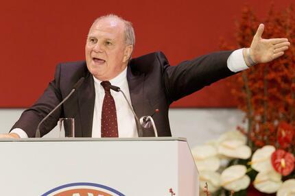 Uli Hoeness, FC Bayern München, Bundesliga, Präsident