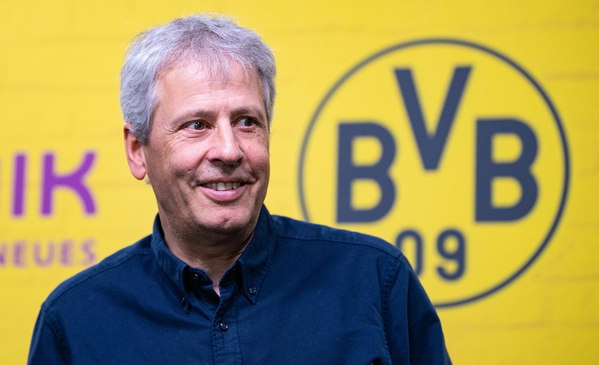 Bild zu Lucien Favre, BVB