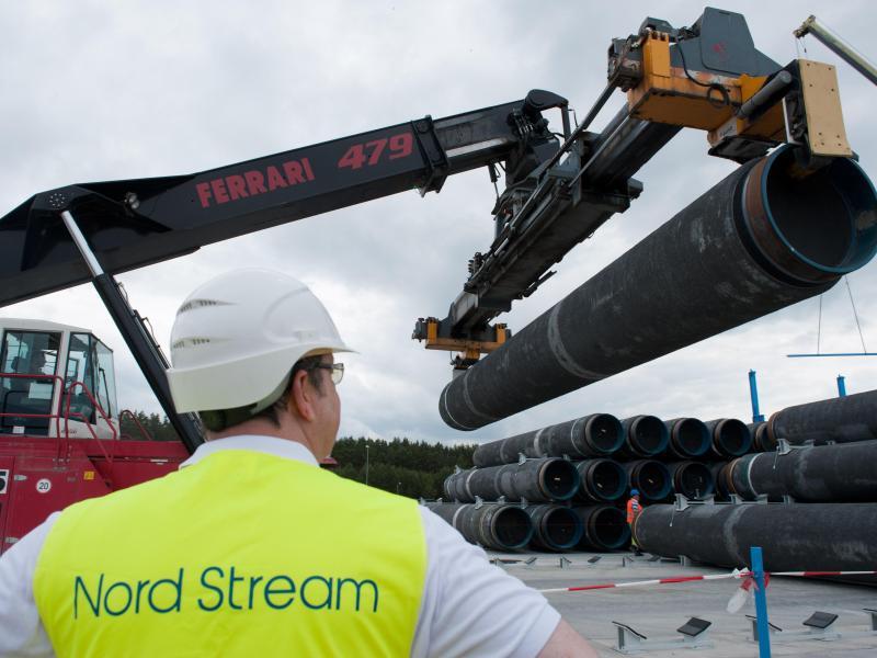Bild zu Nord Stream 2