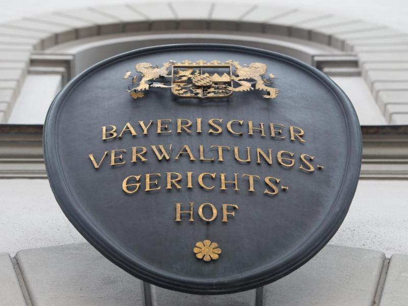Bild zu Verwaltungsgerichtshof