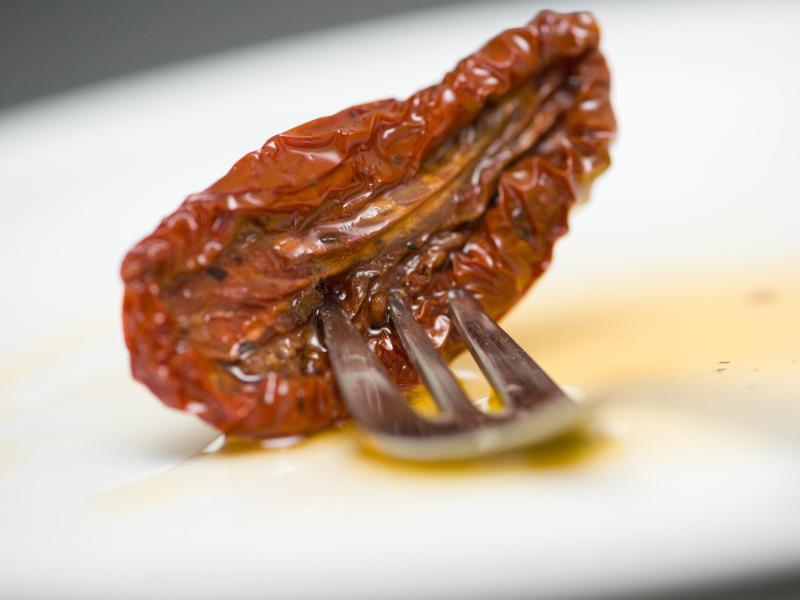 Bild zu Getrocknete Tomate in Öl