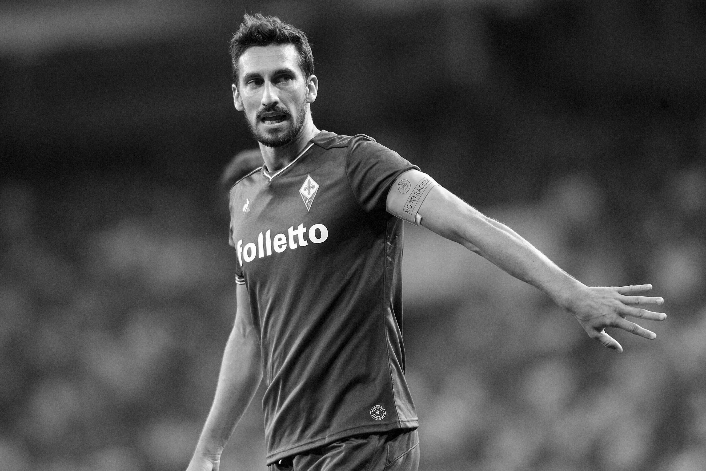 Bild zu Davide Astori, Fussball Tod, AC Florenz, Gianluigi Buffon, Francesco Totti