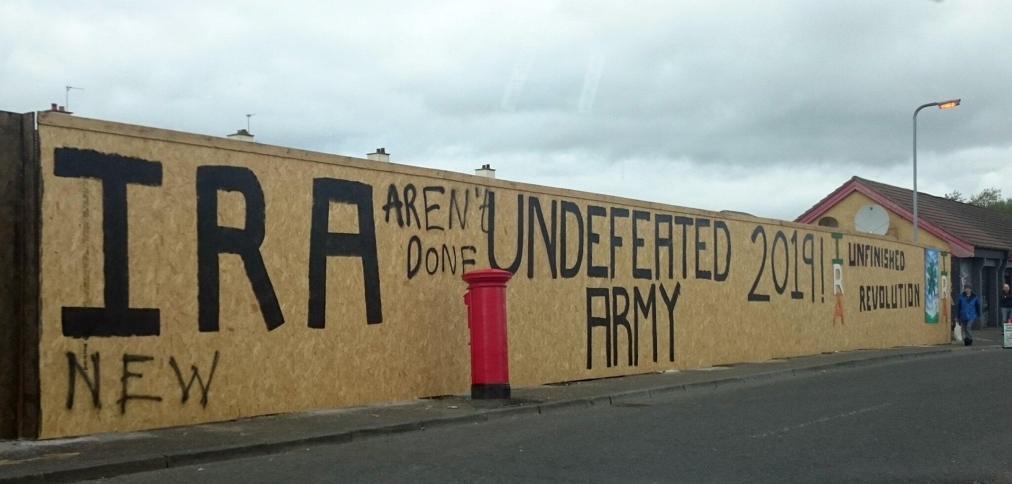 Bild zu Soziale Unruhen in Londonderry