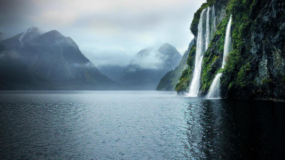 Doubtful Sound in Neuseeland