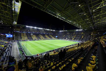 Borussia Dortmund, BVB, Signal Iduna Park, Stadion