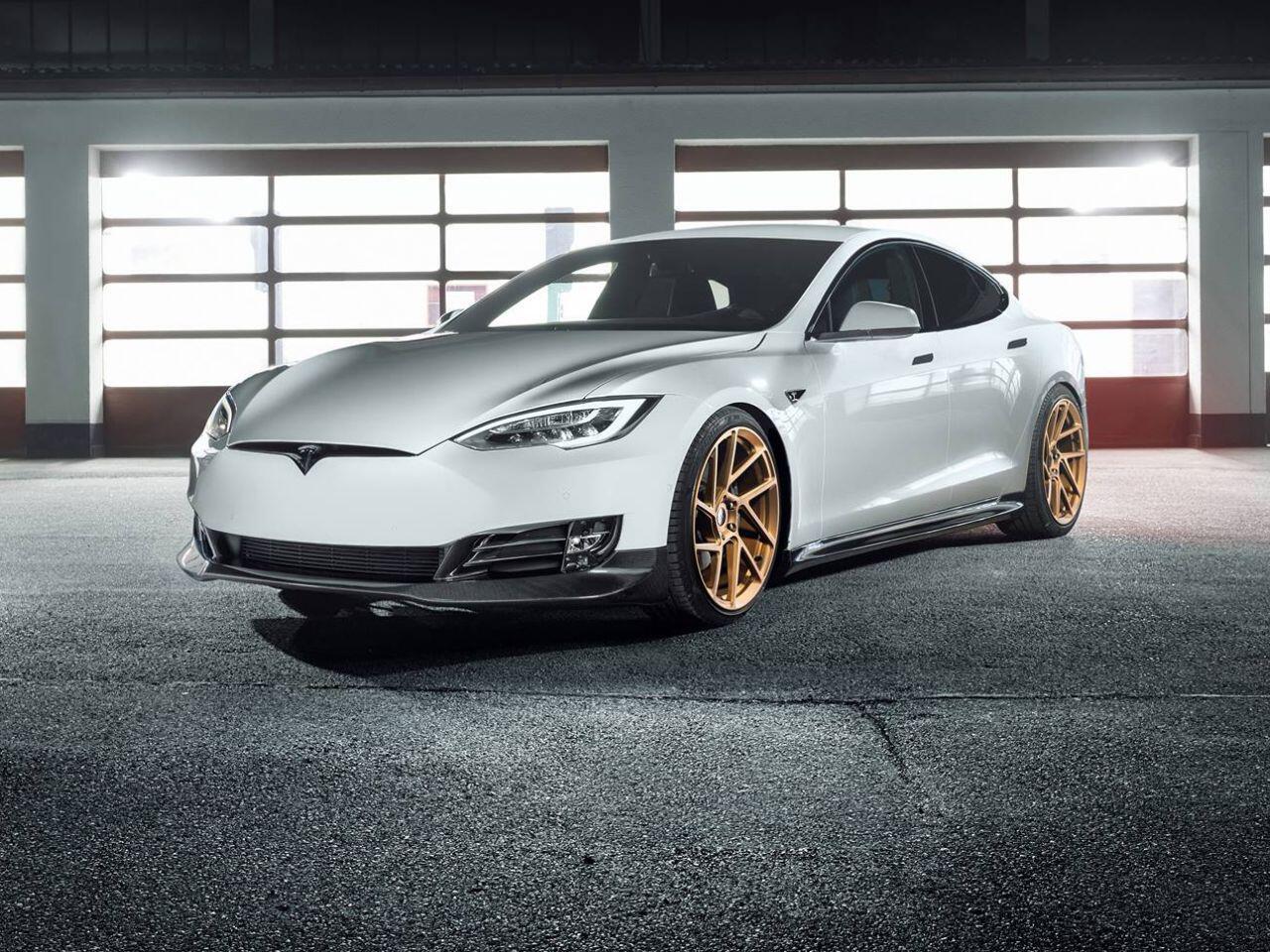 Bild zu Novitec Tesla Model S