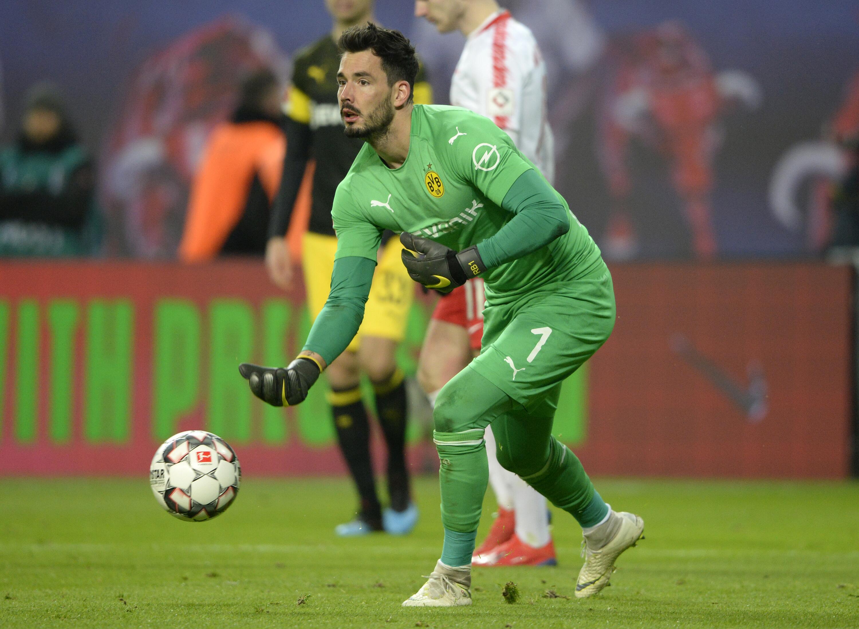 Bild zu Bundesliga, Dortmund, BVB, Bürki