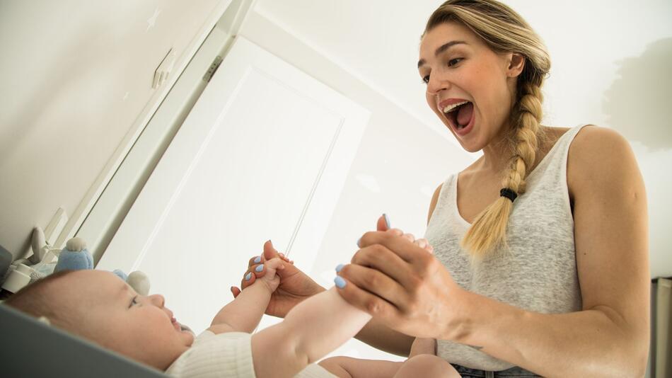 Verunsicherte Eltern: Wie viel Sorge ist gut fürs Kind?