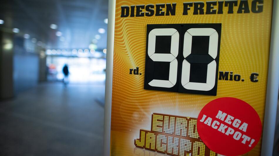 Eurojackpot 90 Millionen Euro