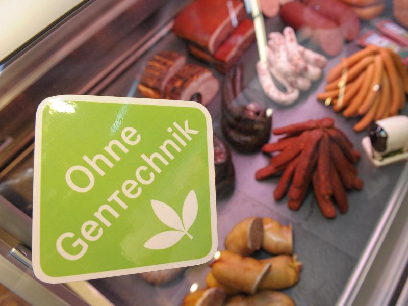 Bild zu Kennzeichnung von Lebensmitteln