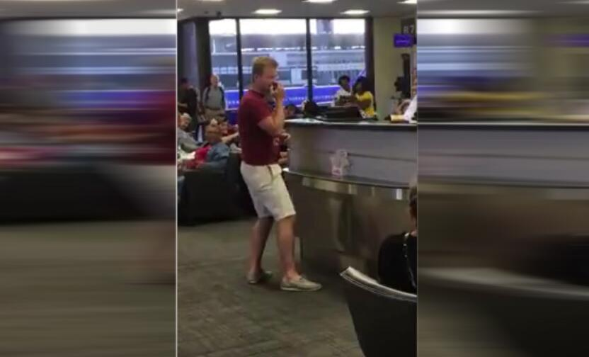 Bild zu Was tun, um die Wartezeit am Flughafen zu verkürzen?