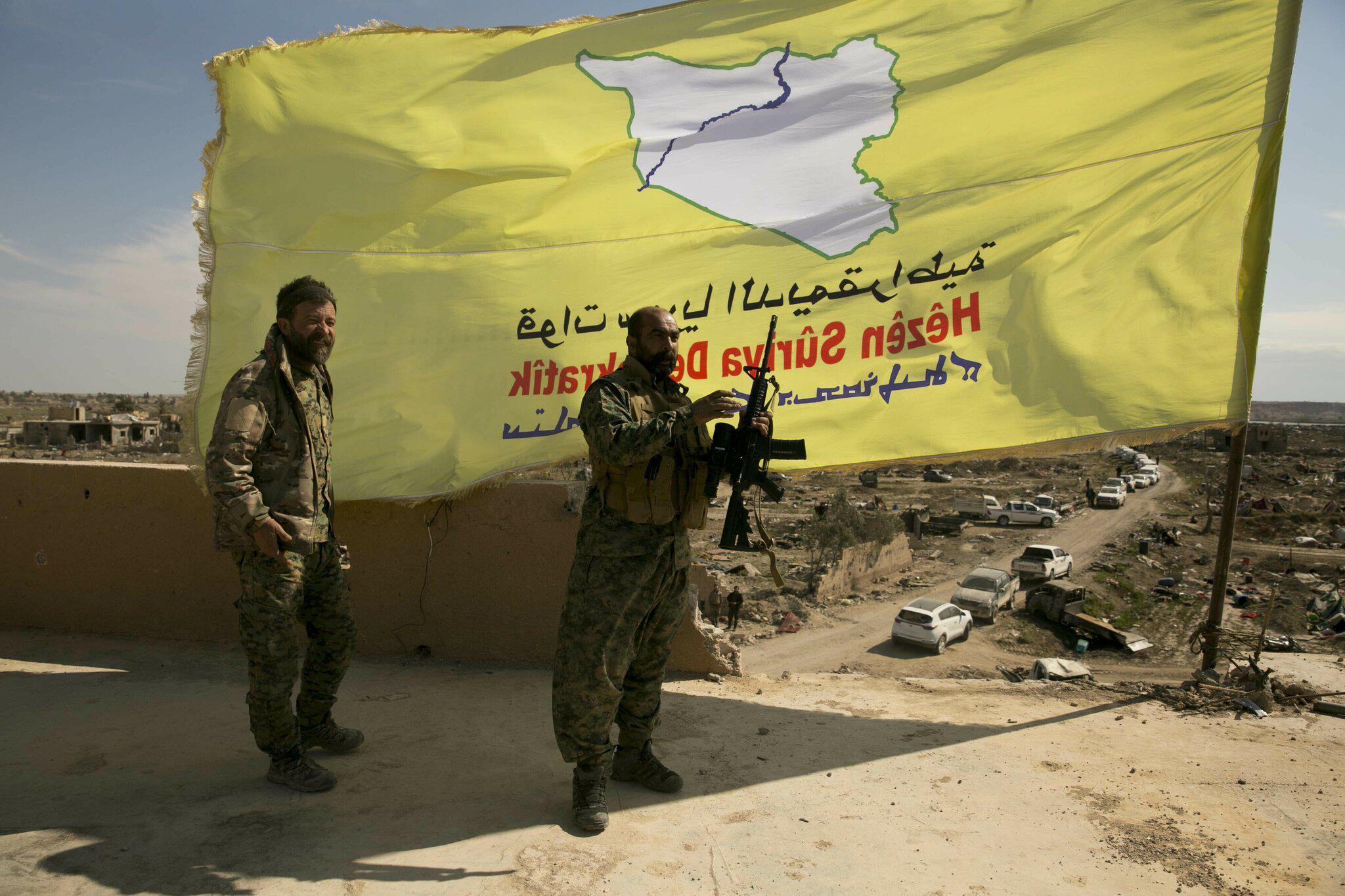 Bild zu IS-Terrormiliz verliert letzte Bastion