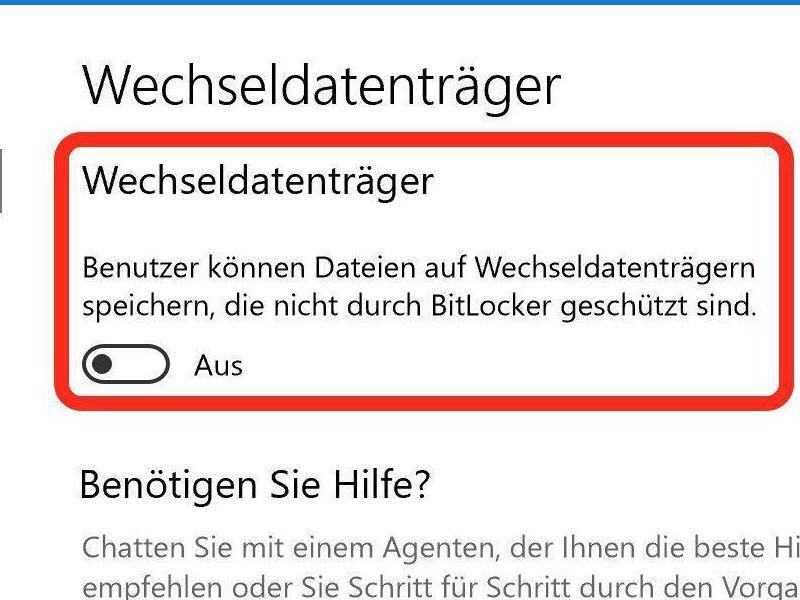 Bild zu Kopierschutz bei Windows 10