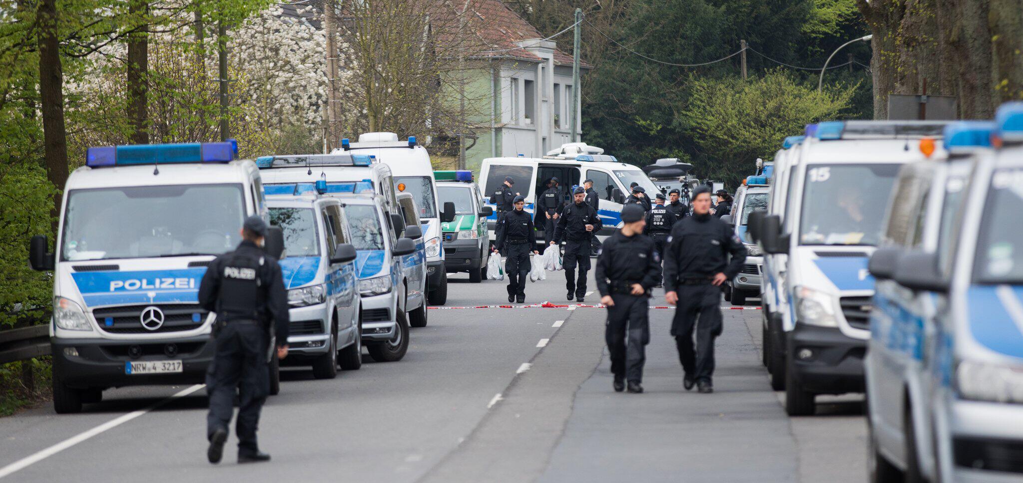 Bild zu BVB, Anschlag, Explosion, Dortmund, Bus
