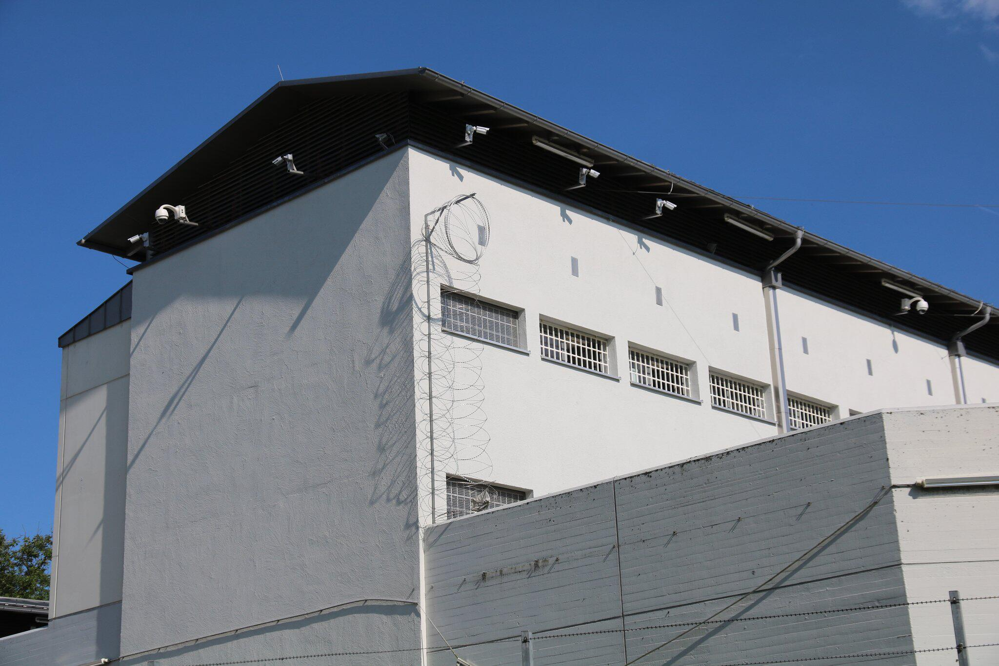 Bild zu Strafgefangene ausgebrochen in Memmingen