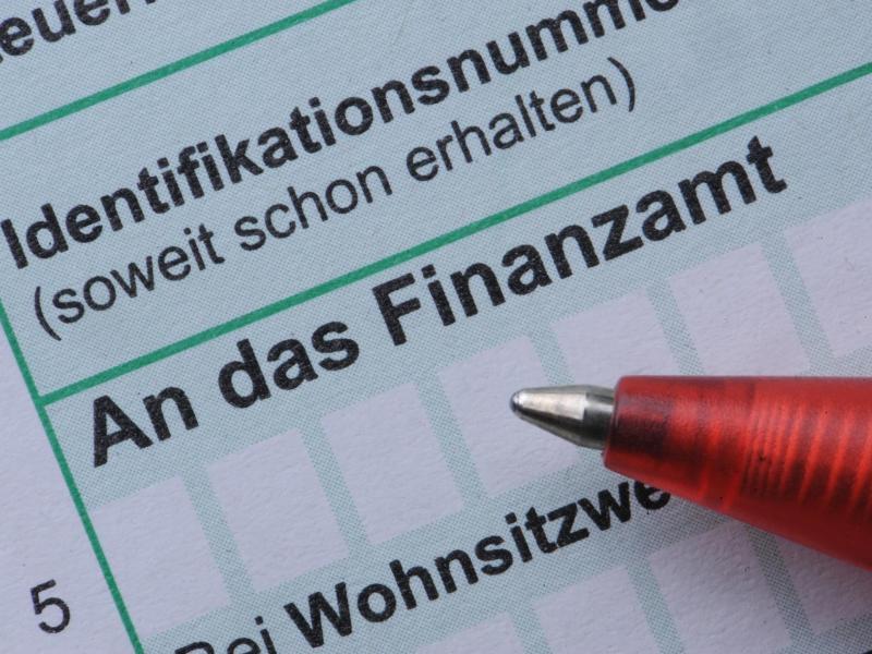 Bild zu Einspruch gegen Steuerbescheid