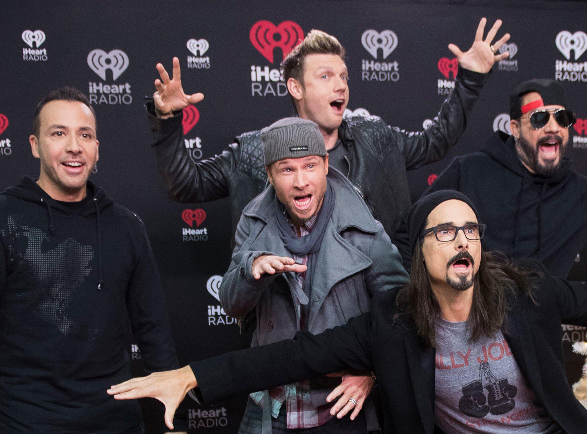 Bild zu Backstreet Boys