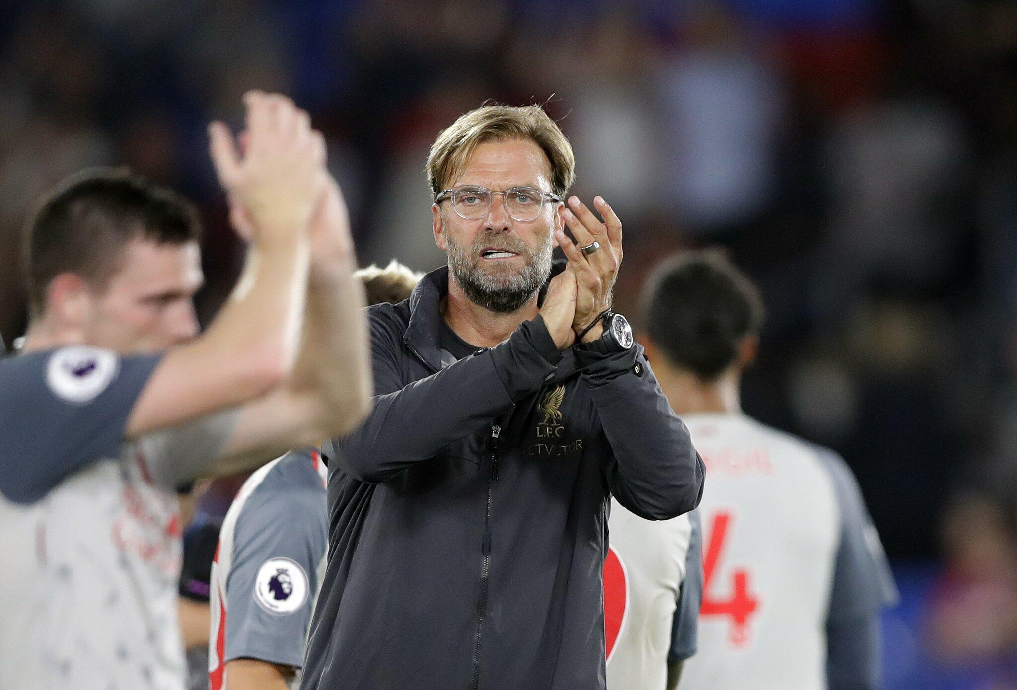 Bild zu Crystal Palace - FC Liverpool