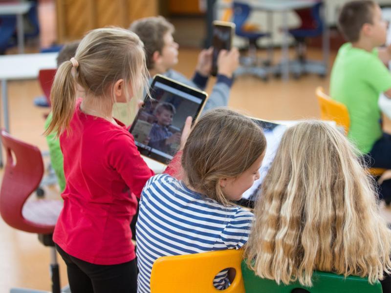 Bild zu Digitale Schule