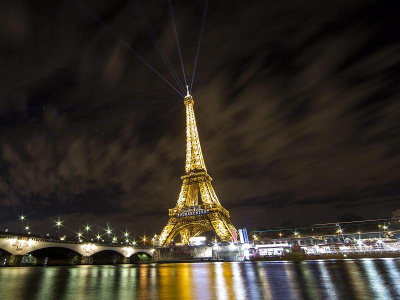 Bild zu Eiffelturm