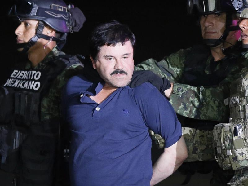Bild zu «El Chapo»