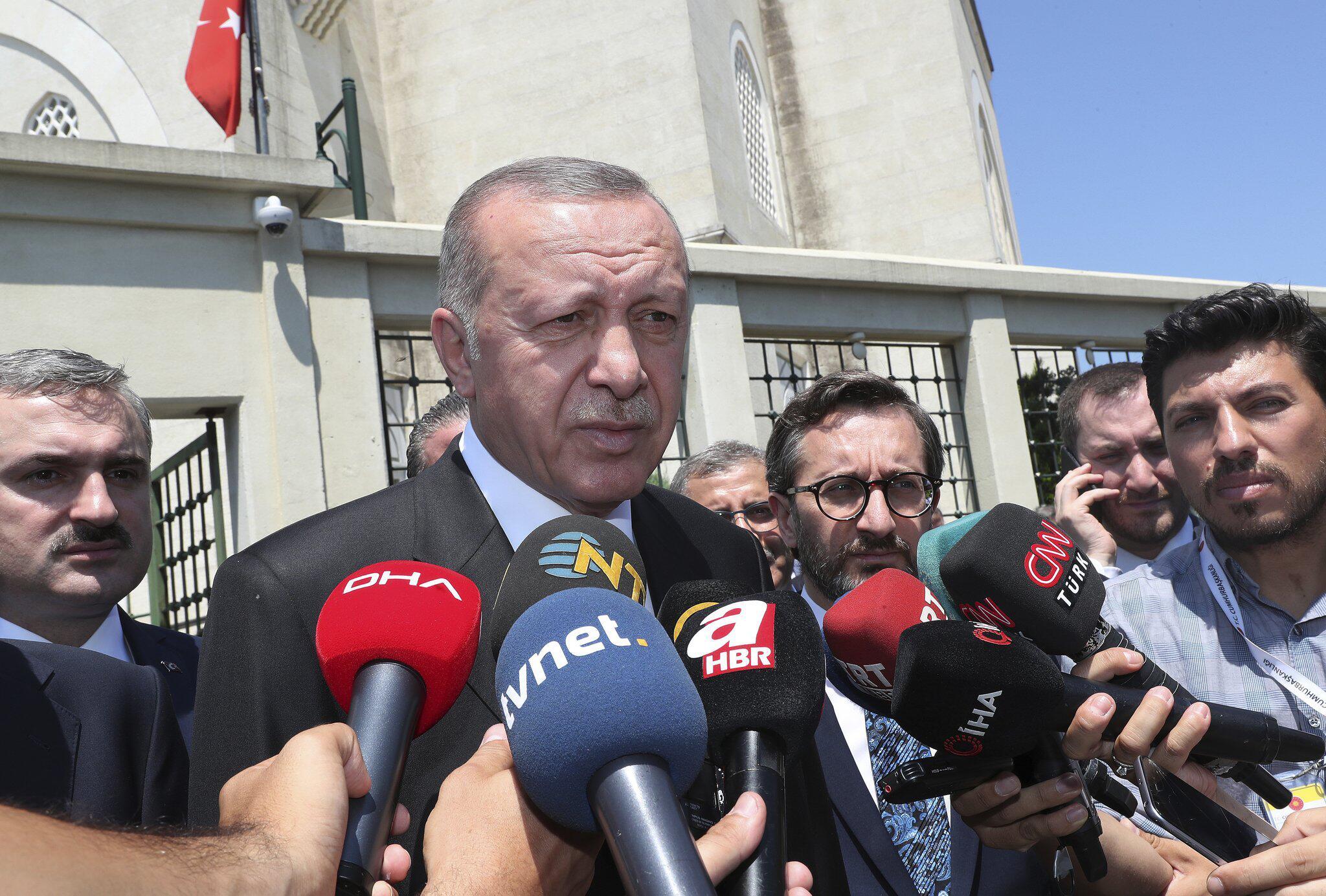 Bild zu Explosion in der Türkei