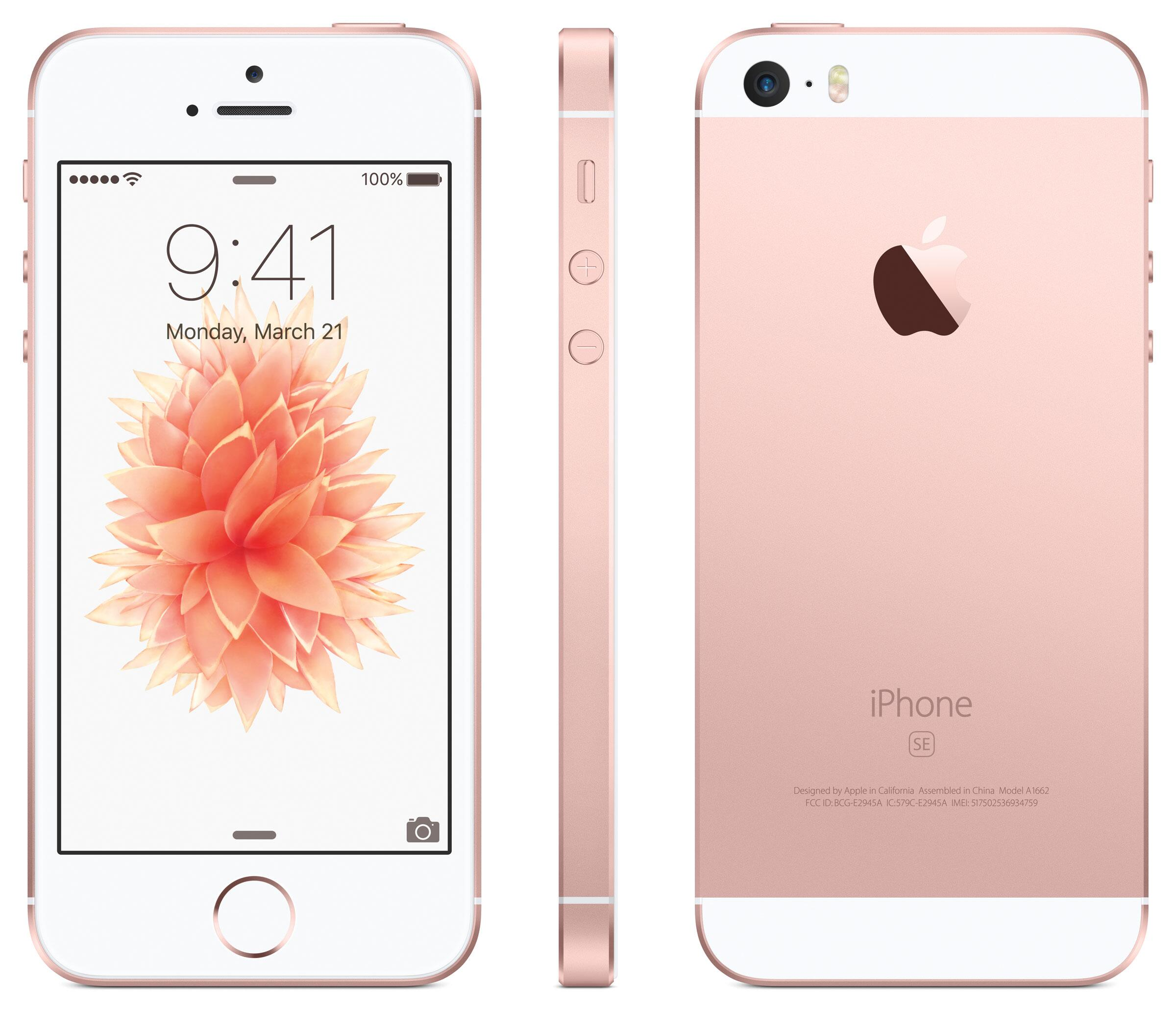 Bild zu iPhone SE