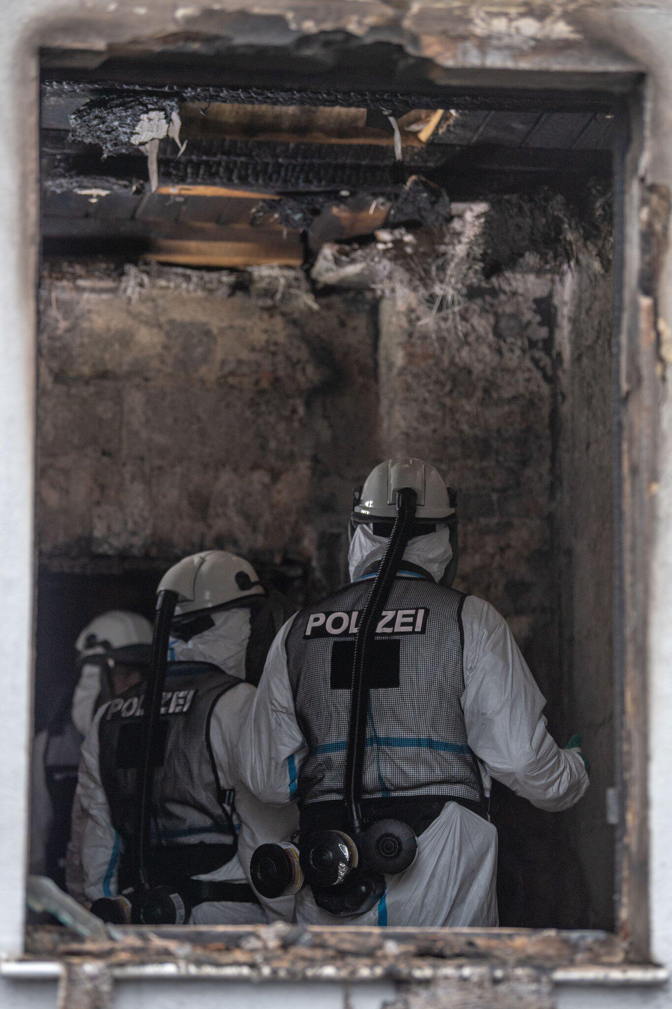 Bild zu Brand mit vier Toten in Nürnberg