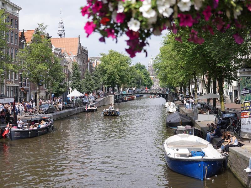 Bild zu Kurzurlaub in Amsterdam