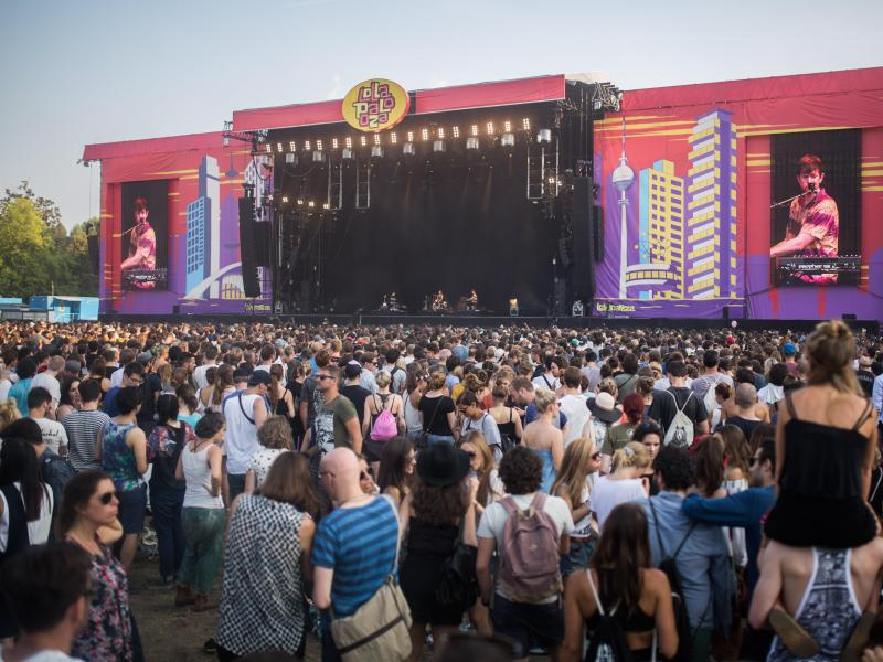 Bild zu Lollapalooza 2016