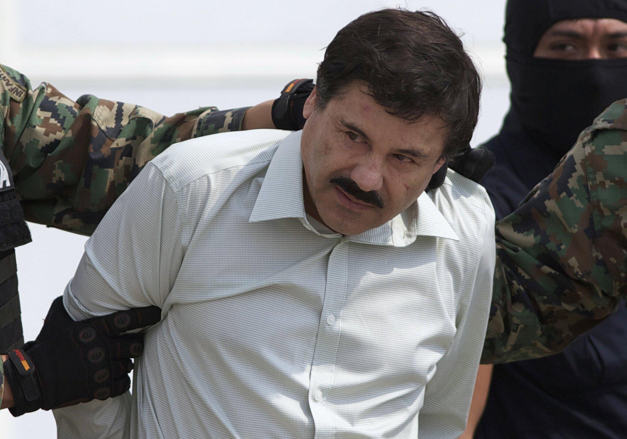 "Bild zu Drogenboss «""El Chapo"""