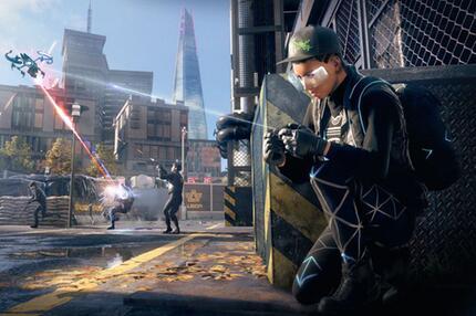 Watch Dogs, Legion, Hacker, Ubisoft, DedSec, Open World, Zero, Day, London, PC, PS4, Xbox One, PS5