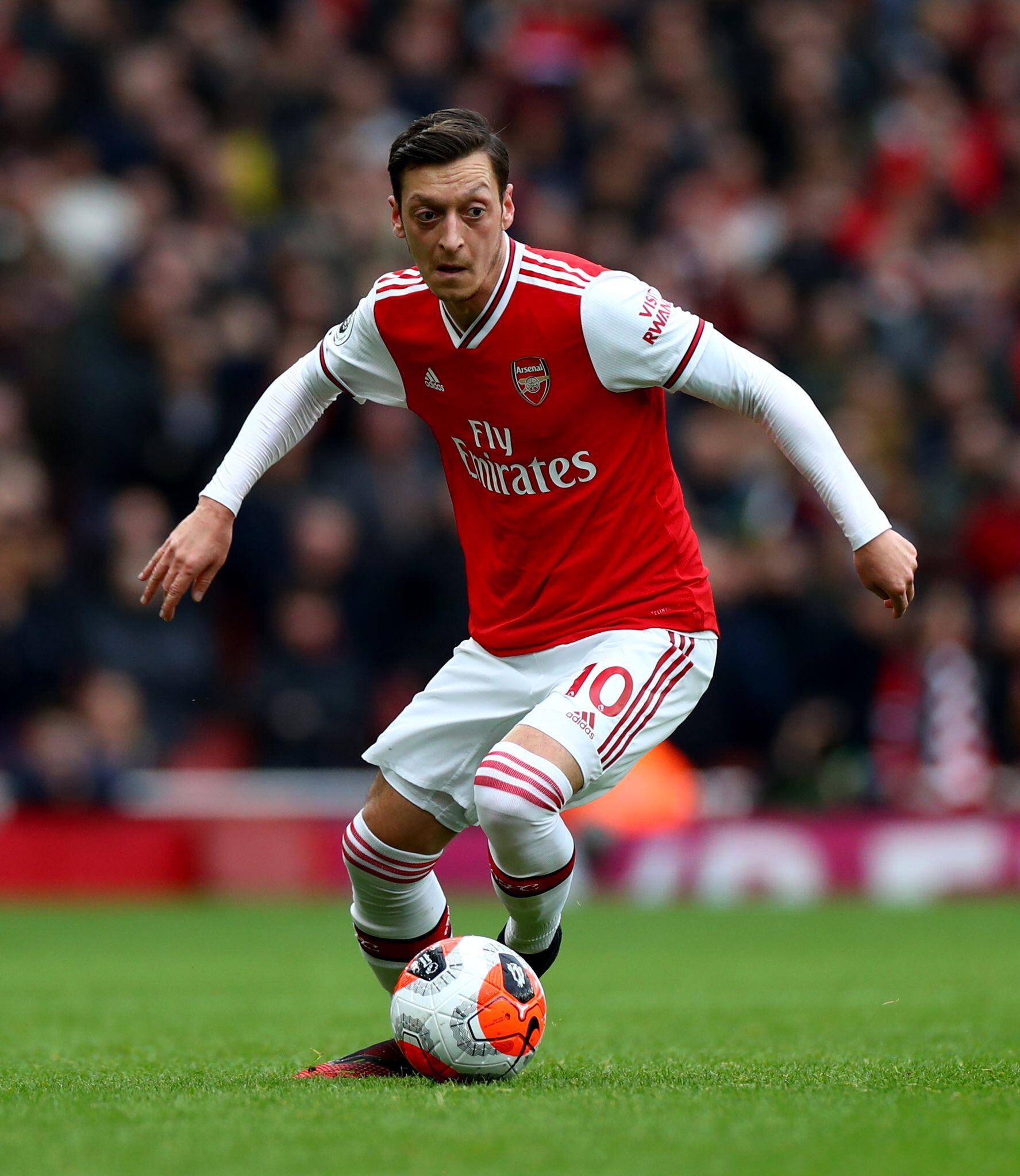 Bild zu Mesut Özil wechselt vom FC Arsenal zu Fenerbahce Istanbul