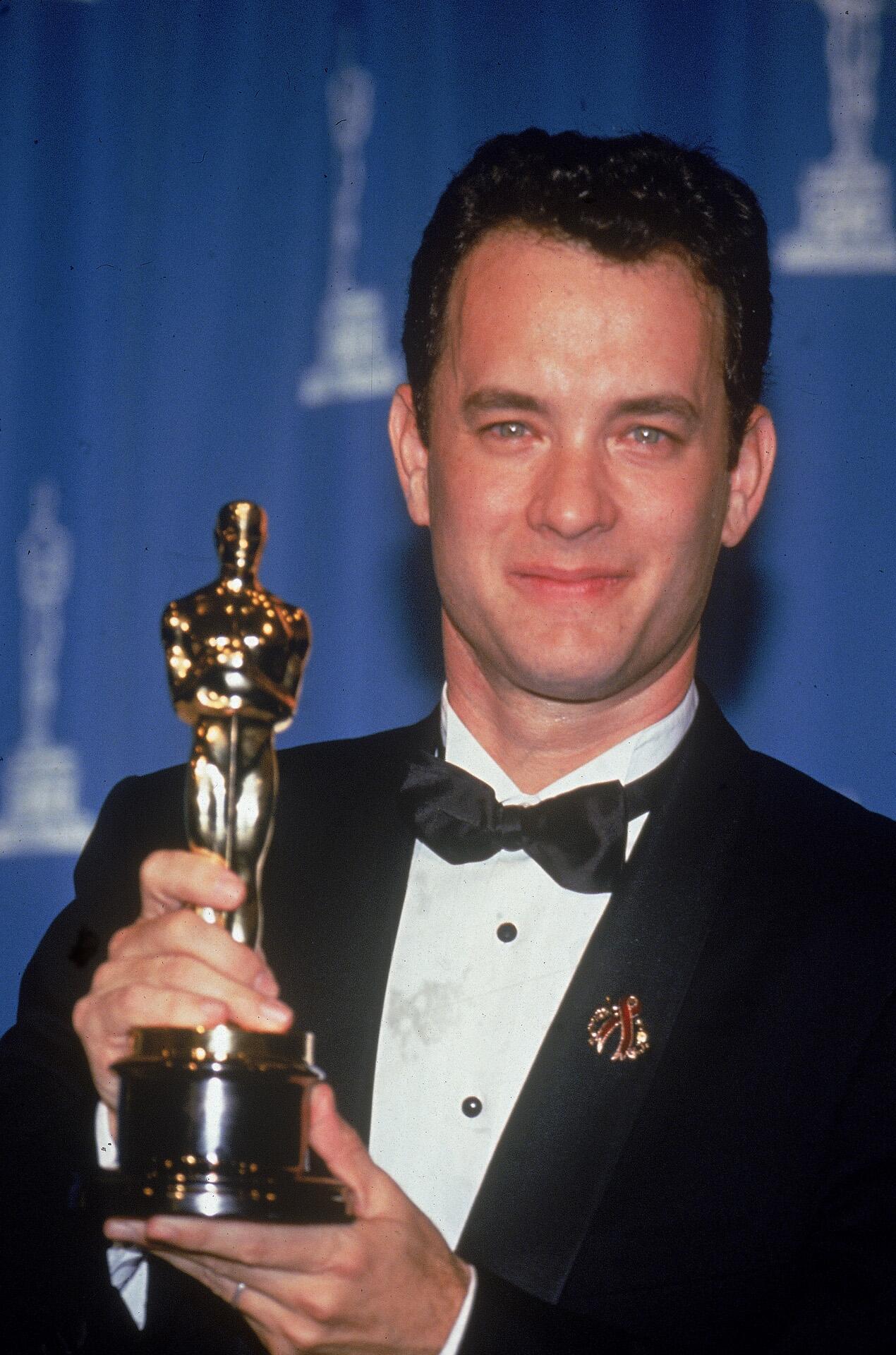 Bild zu Tom Hanks, Oscar, Philadelphia