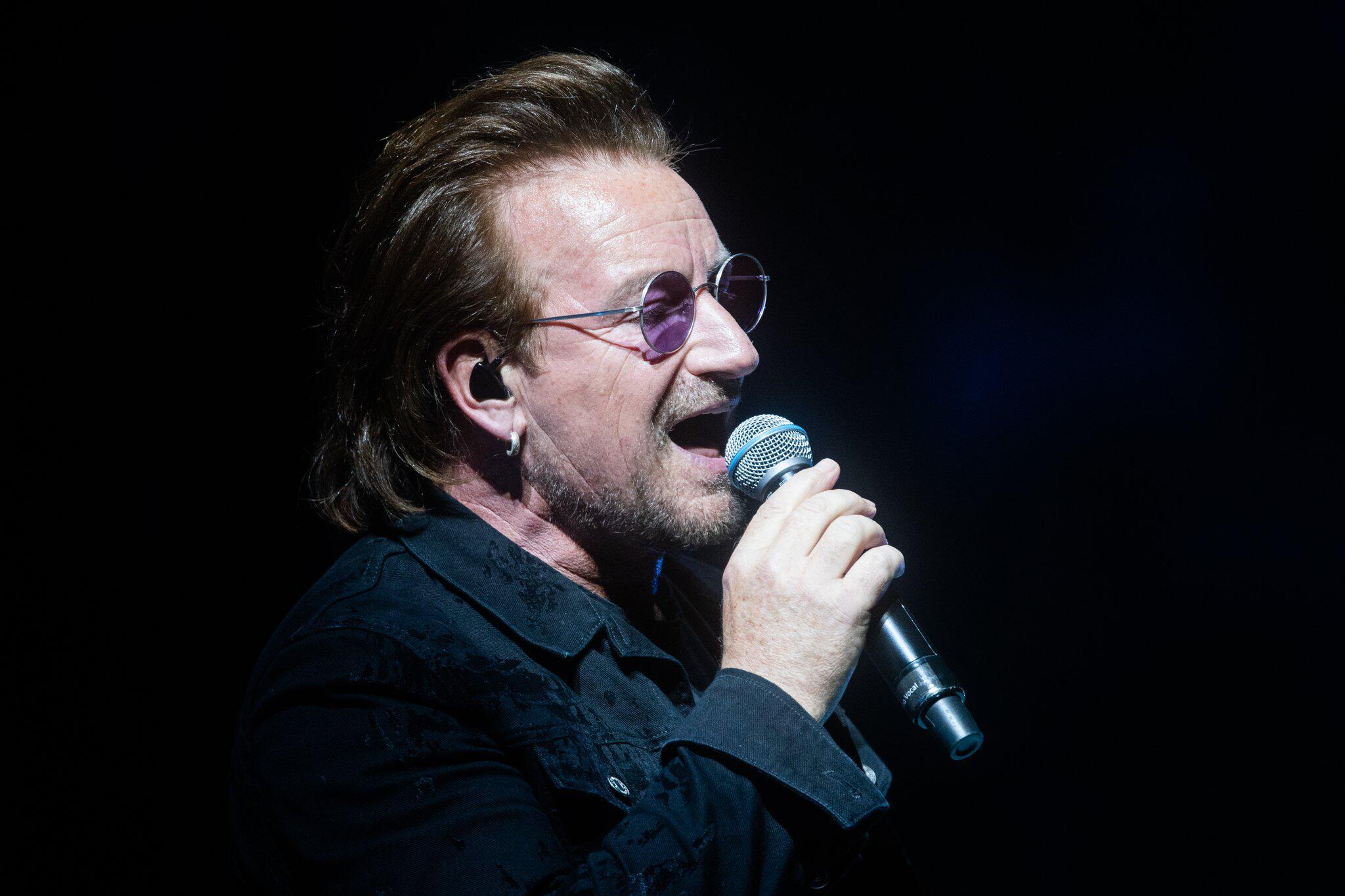Bild zu U2 concert