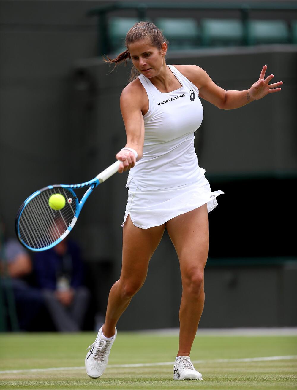 Wimbledon 2018, Julia Görges
