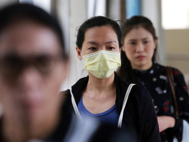 Bild zu Luftverschmutzung in Thailand