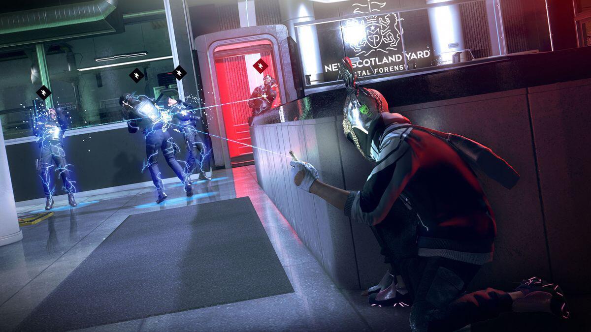 Bild zu Watch Dogs, Legion, Hacker, Ubisoft, DedSec, Open World, Zero, Day, London, PC, PS4, Xbox One, PS5
