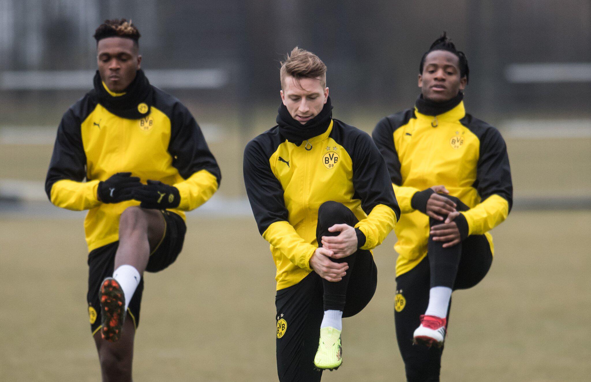 Bild zu Borussia Dortmund