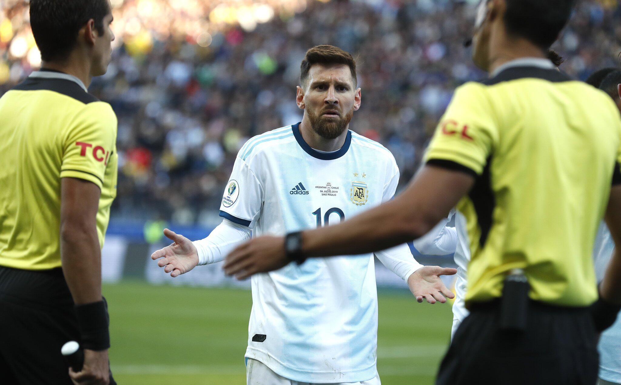 Bild zu Fussballstar Lionel Messi