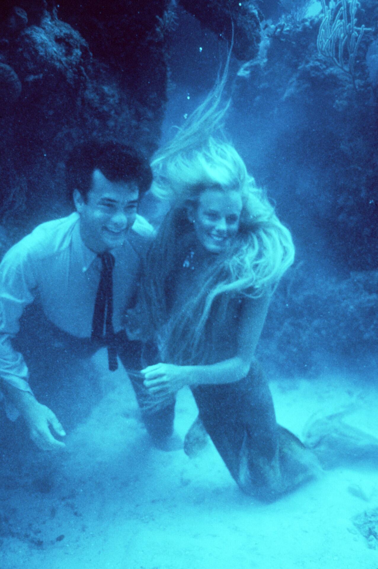 Bild zu Tom Hanks, Daryl Hannah, Splash – Eine Jungfrau am Haken