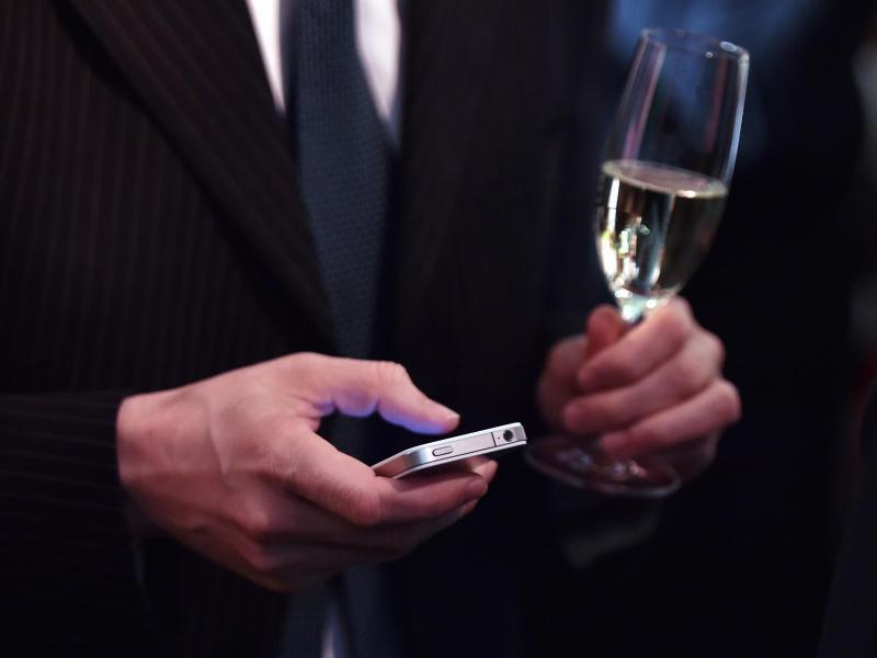 Bild zu Neujahrsgrüsse per Handy versenden